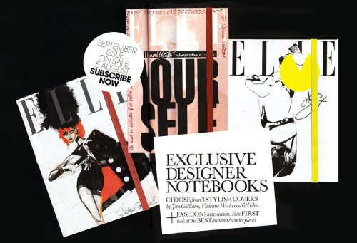 ELLE notebooks