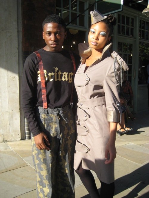 Tower Hamlets Model Duo