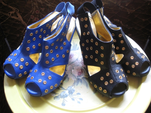 Mags and Pye Boutique Shoes