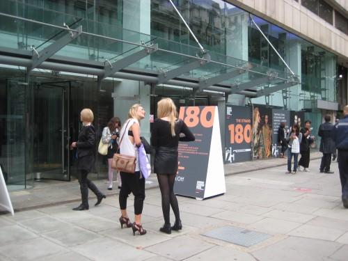London Fashion Week 180 The Strand