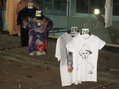 London Fashion Week Tees