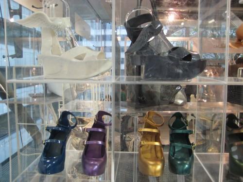 Vivienne Westwood Pegasus Melissa Shoes