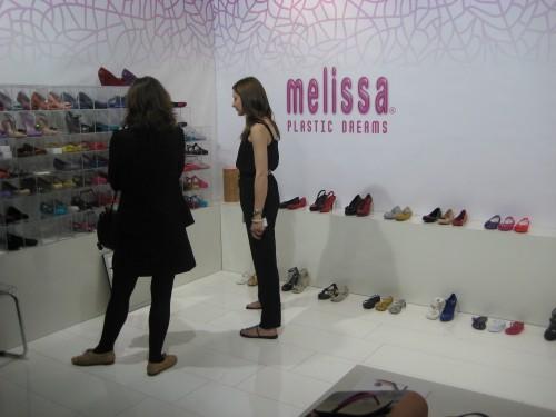 Melissa Shoes London Fashion Week Stand