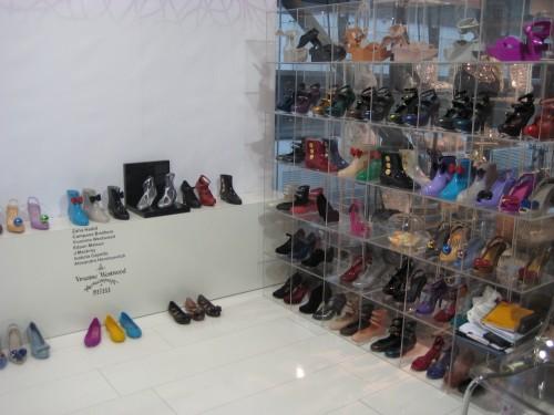 Melissa Shoes Stand London Fashion Week