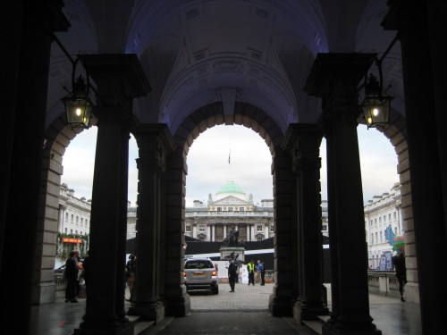 Somerset House Arches