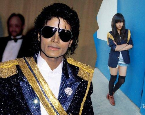 Michael Jackson Fringe