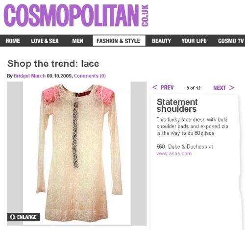 2009 October Cosmo Online 2